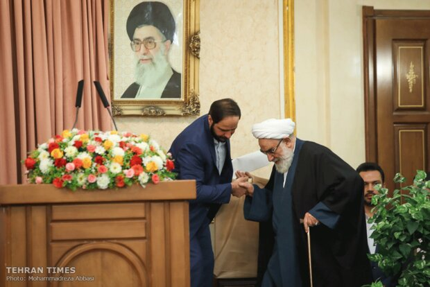 New Judiciary chief inaugurated