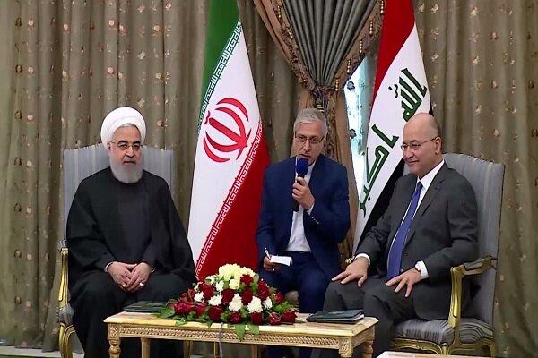 Fostering bilateral, regional, intl. Iran-Iraq ties essential