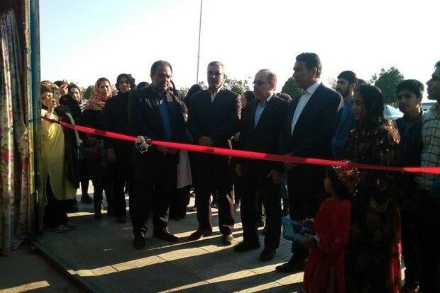 نمایشگاه دستاوردهای بانوان کارآفرین شهرستان گناوه افتتاح شد