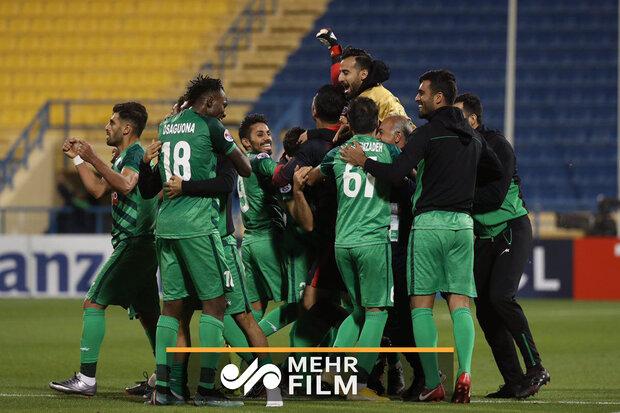 İranlı futbolculardan Suudi takıma karşı sürpriz zafer