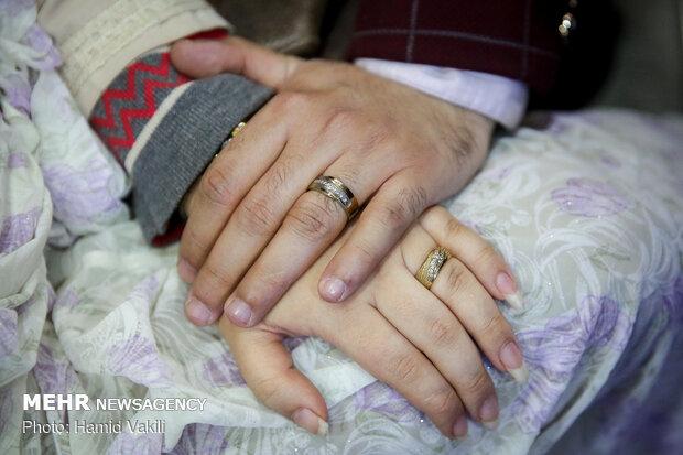 راه اندازی پویش ازدواج آسان در منطقه ۵ پایتخت