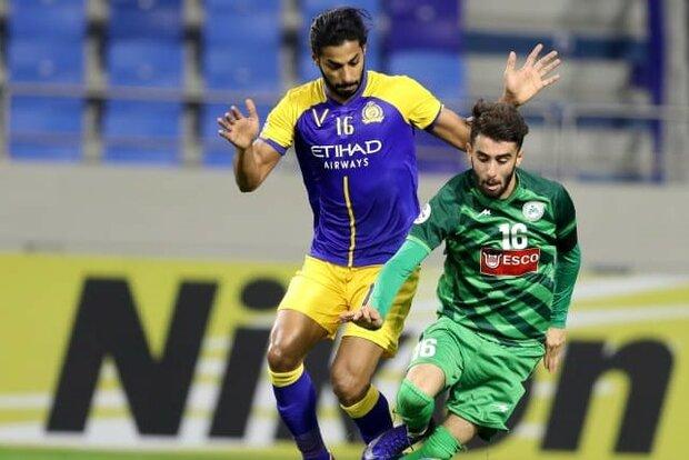 Iran's Zob Ahan earn dramatic win over Al Nassr of Saudi Arabia