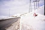 ساماندهی۱۰راهدارخانه در استان سمنان/ امدادرسانی به ۴۳خودرو در برف