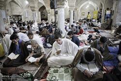 برپایی مراسم اعتکاف در بیش از ۲۰ نقطه شهری و روستایی کاشان