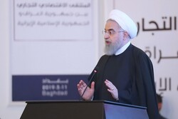 Iran resolved to boost trade with Iraq up to $20bn: Rouhani