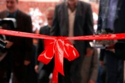 فاز نخست توسعه ایستگاه راه آهن زاهدان افتتاح شد