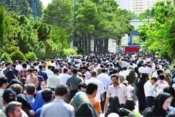 نرخ بیکاری در استان تهران ۲.۶ درصد کاهش یافت / نرخ بیکاری ۱۲.۳ درصد
