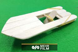 چگونه بدون هزینه یک قایق پدالی بسازیم؟