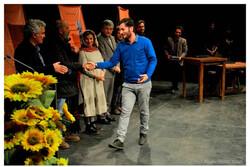 اختتامیه نخستین جشنواره تئاتر «بانو» برگزار شد/ معرفی برگزیدگان