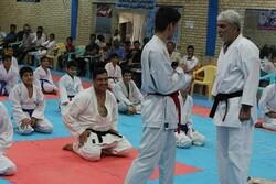 سمینار فنی و عملی کاراته شوتوکان استان بوشهر برگزار شد