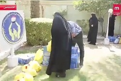 آیا کمیته امداد، کمکهای مردم ایران را به عراقیها میدهد؟!