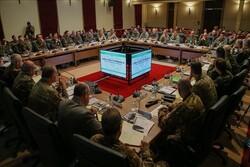 نشست فرماندهان ناتو در ازمیر ترکیه