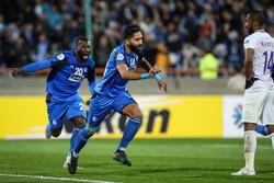 بازیکن استقلال در جمع ۵ بازیکن برتر هفته دوم لیگ قهرمانان آسیا