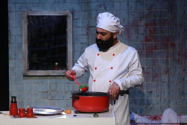 میزبانی تئاتر مستقل تهران از «هدیه جشن سالگرد»