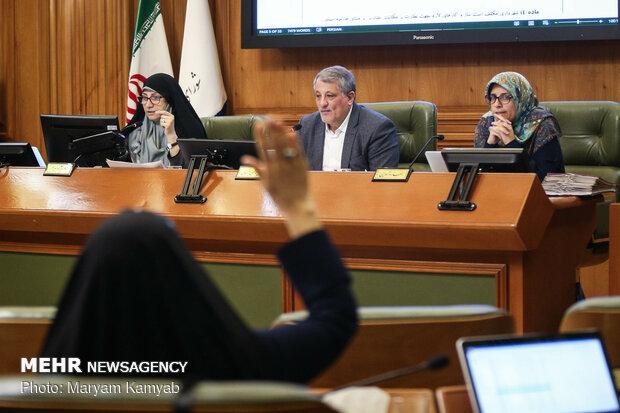تذکر شفاهی باز هم از صحن شورای شهر پایتخت حذف شد