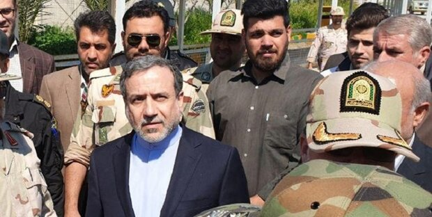 'Khosravi border to re-open in case security concerns end': Araghchi