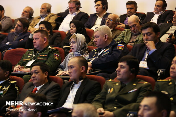 Intl. Roundtable on Humanitarian Mine Action in Tehran