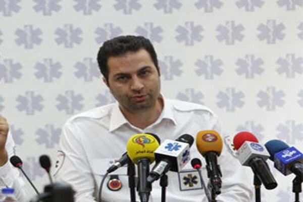 ایران, پیمان صابریان, بیمارستان محک