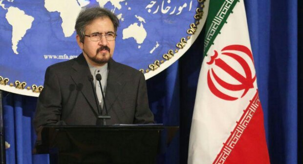 ایران اور عراق کو باہمی تعلقات کو فروغ دینے کے لئے کسی سے اجازت لینےکی ضرورت نہیں
