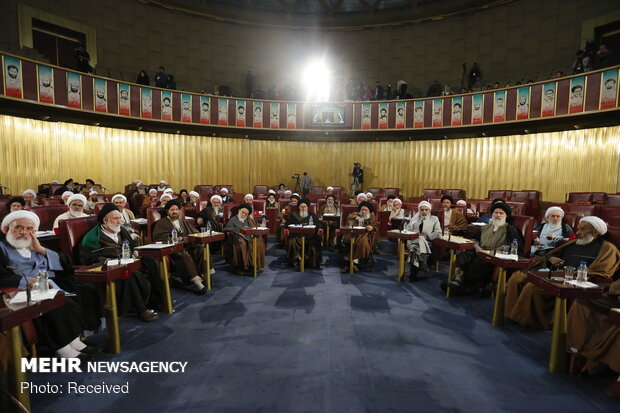6th session of Assembly of Experts