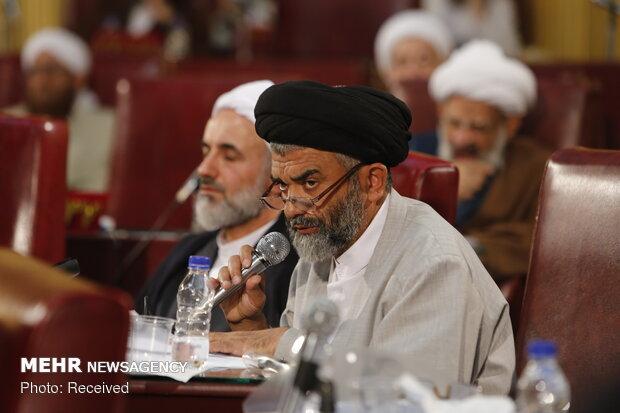 جلسات غیرعلنی ششمین اجلاسیه خبرگان رهبری