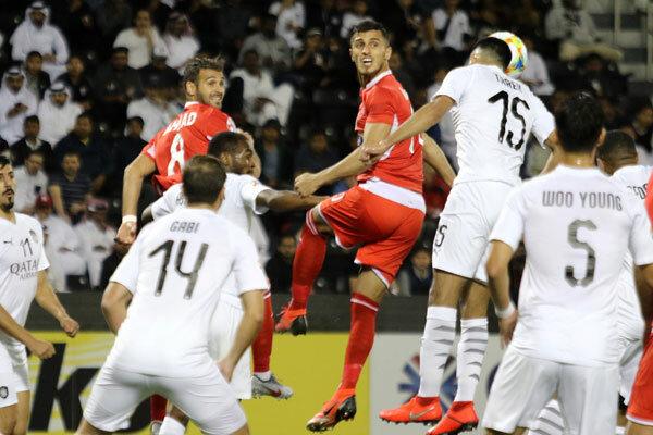 وضعیت خطرناک نایب قهرمان لیگ قهرمانان آسیا در جدول گروه چهارم
