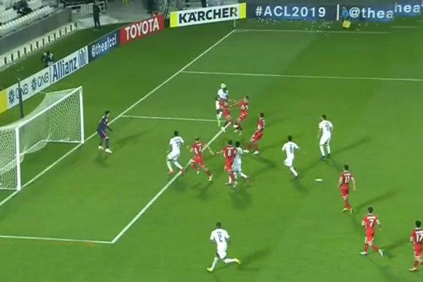کارشناسان داوری «آفساید» بودن گل تیم فوتبال السد را تایید کردند