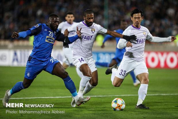 Iran's Esteghlal 1-1 UAE's Al Ain: ACL