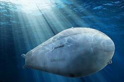 بوئینگ زیردریایی رباتیک می سازد