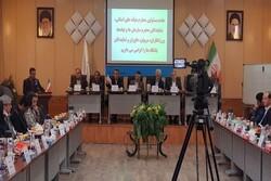 مهدی گودرزی رئیس فدراسیون سه گانه شد