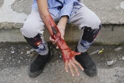 ہمدان میں سال کے آخری بدھ کے حوادث کو روکنے کے سلسلے میں مشقیں