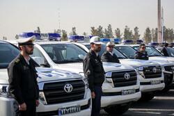 راه اندازی قرارگاه نوروزی پلیس در مازندران