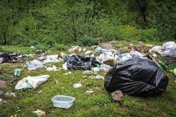 ورودی شهرهای استان ایلام از زباله پاکسازی شد