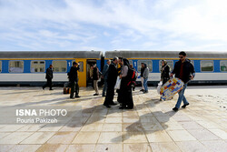 First Tehran-Hamedan passenger train inaugurated