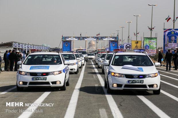 رزمایش بزرگ ترافیکی و خدمات سفر نوروز ۹۸