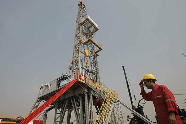 West Karoun oil fields' output at 350,000 bpd