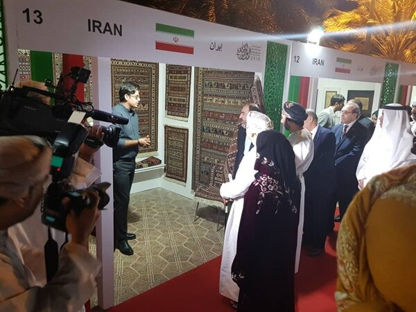 Muscat exhibit takes a look at crafts by Iranians