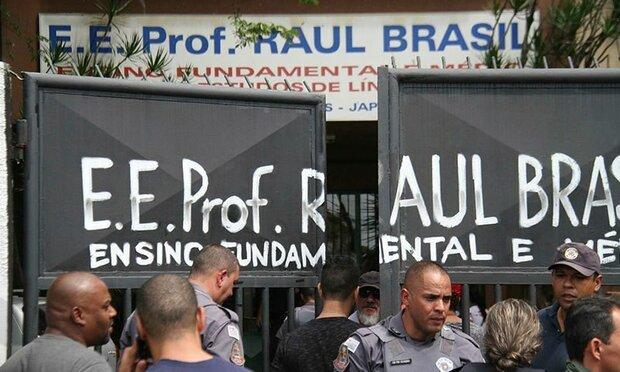 برازیل میں اسکول میں فائرنگ سے 5 بچوں سمیت 10 افراد ہلاک