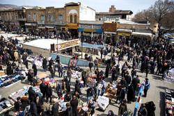 روز بازارها در همدان تعطیل شد/بساطگستران اجازه فعالیت ندارند