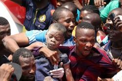 داڕمانی بینای قوتابخانە لە نیجریا