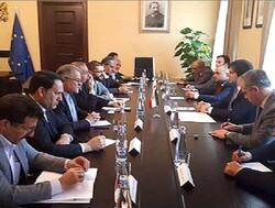 گروه دوستی پارلمان ایران با رئیس مجلس گرجستان دیدار کرد