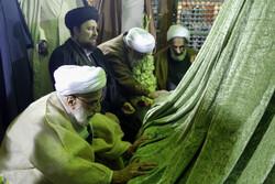 رئیس و اعضای مجلس خبرگان با آرمان های امام راحل تجدید میثاق کردند