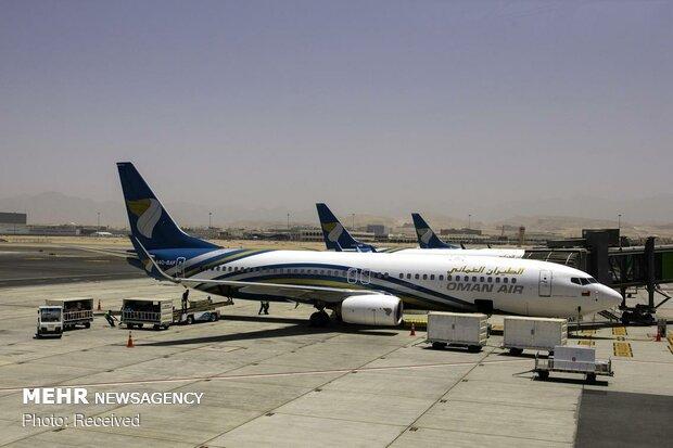 زمین گیر شدن هواپیماهای بوئینگ 737 مکس 8