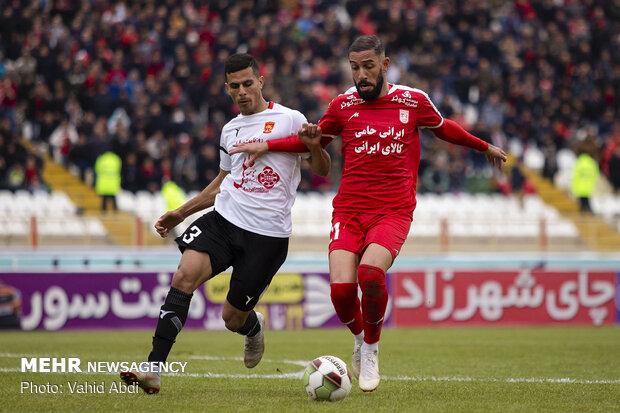 Tractor Sazi move top of Iran football league