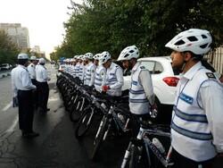 حضور پلیس دوچرخهسوار در ۴ منطقه پایتخت/ تشریح وظایف