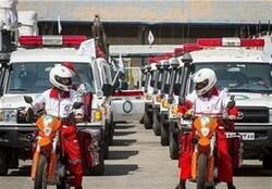 ۴۰ تیم عملیاتی هلال احمر استان قزوین آماده مأموریت  دربحران هستند
