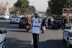 تمهیدات ترافیکی پلیس راهور تهران در شب بیست و یکم ماه رمضان