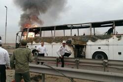 پیگیری درمان مجروحان انفجار خط لوله گاز آزادراه اهواز-ماهشهر