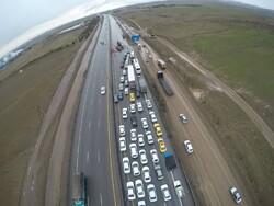 مسافربرهای عمومی کمترین نقش را در بروز حوادث جادهای داشتند