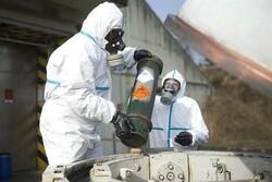آماده شدن تروریستها برای انجام حمله شیمیایی در ادلب با کمک کلاه سفیدها